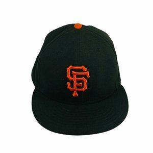 San Francisco Giants New Era Fitted Hat 7 3/8